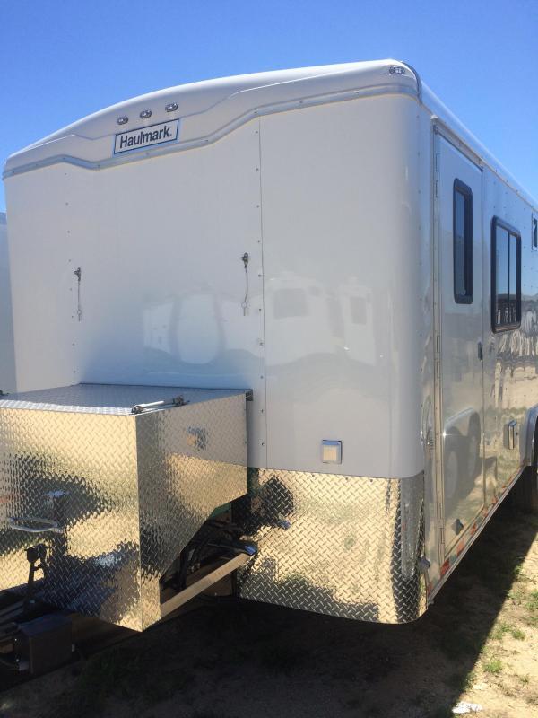 Haulmark 85X20 OFFICE OIL FIELD TRAILER DEISEL GENERATOR GRIZZLY Cargo / Enclosed Trailer