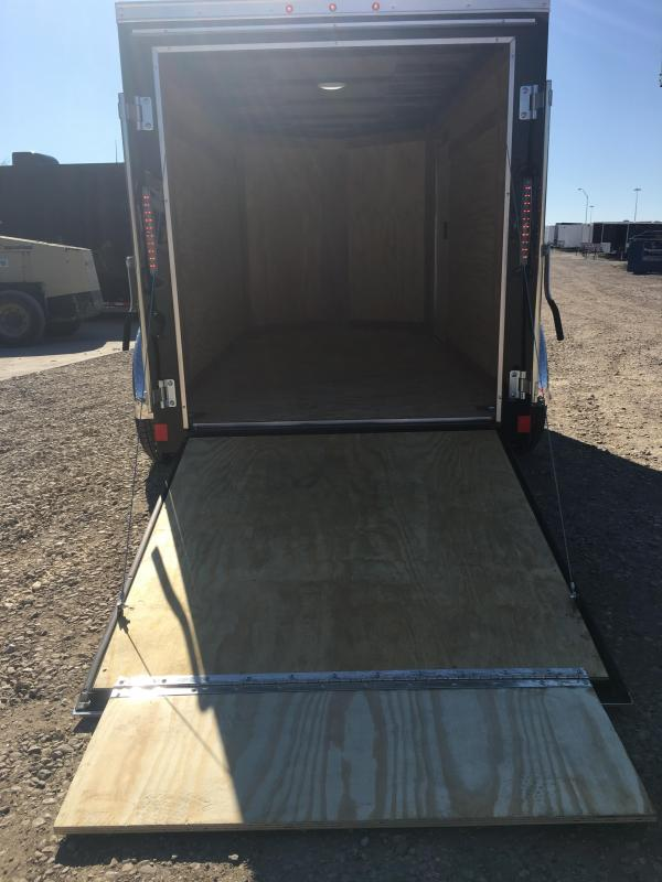 Continental Cargo 5x10 DELUXE PACKAGE*  RAMP