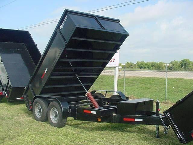 Trailer Dump 7x12 trailer Dump Trailer