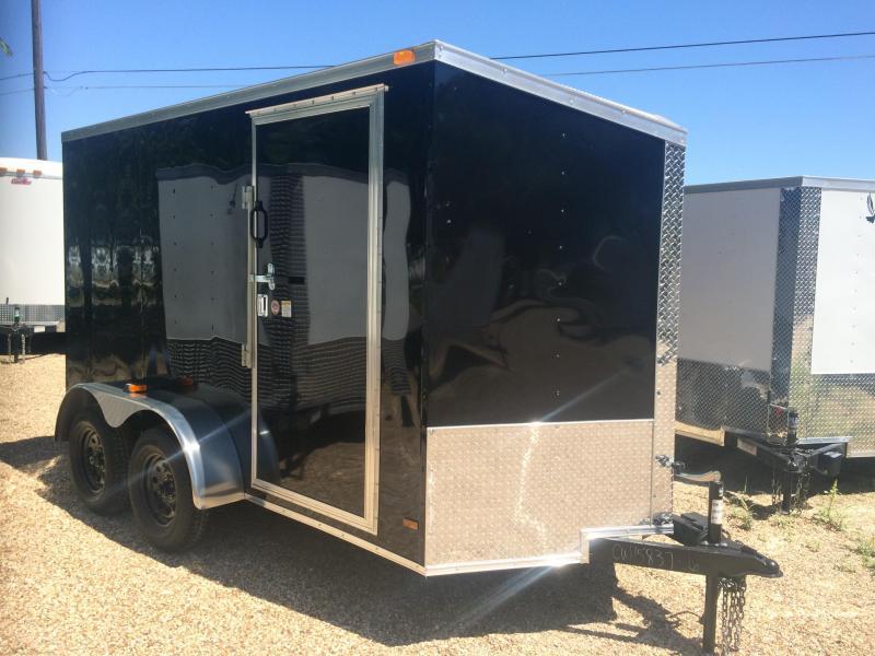2017 Spartan cargo trailer*