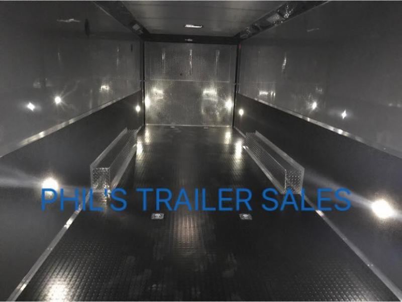 34' BATHROOM / SHOWER TRAILER  AUTO MASTER Car / Racing Trailer enclosed trailer