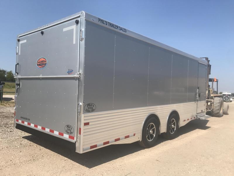 2018 Sundowner Trailers 8.5x24 ALL ALUMINUM COMMERICAL GRADE TRAILER Cargo / Enclosed Trailer
