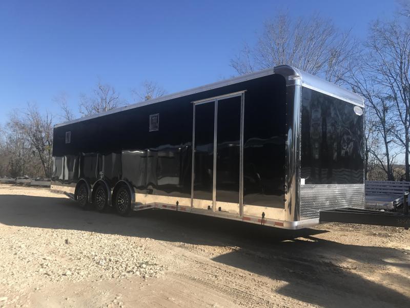 2018 32' Triple Continental Cargo AutoMaster RACE  Car / Racing Trailer