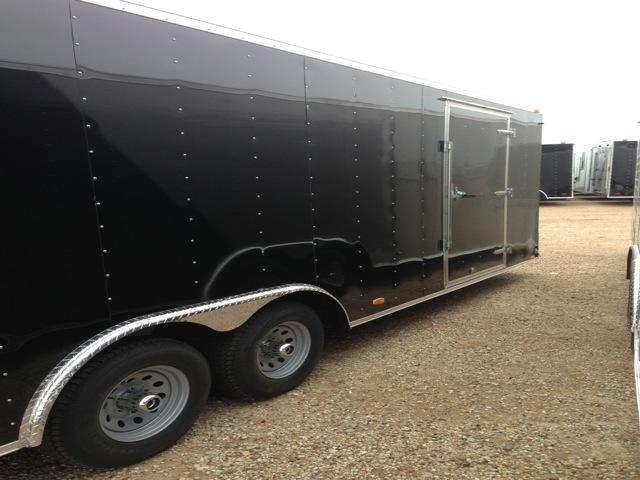 "Continental Cargo  8 5 x 20 Enclosed +6"" extra ht"