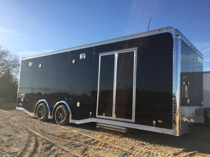 Used Enclosed Car Hauler Trailers For Sale In Texas