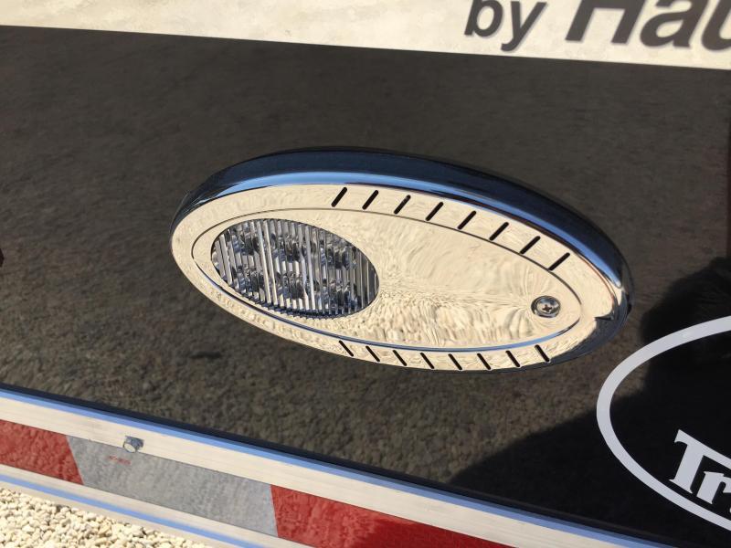 24' Haulmark Edge ENCLOSED RACE TRAILER  CAR HAULER