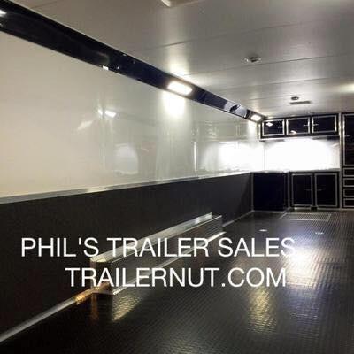 2017 Continental Cargo 32 TRIPLE  SUPERSTOCK Car / Racing Trailer