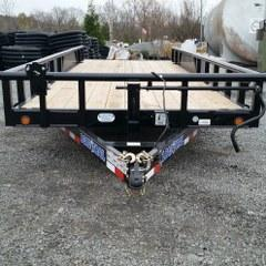 "2017 Load Trail 83"" x 20' Tandem Axle Carhauler Trailer"