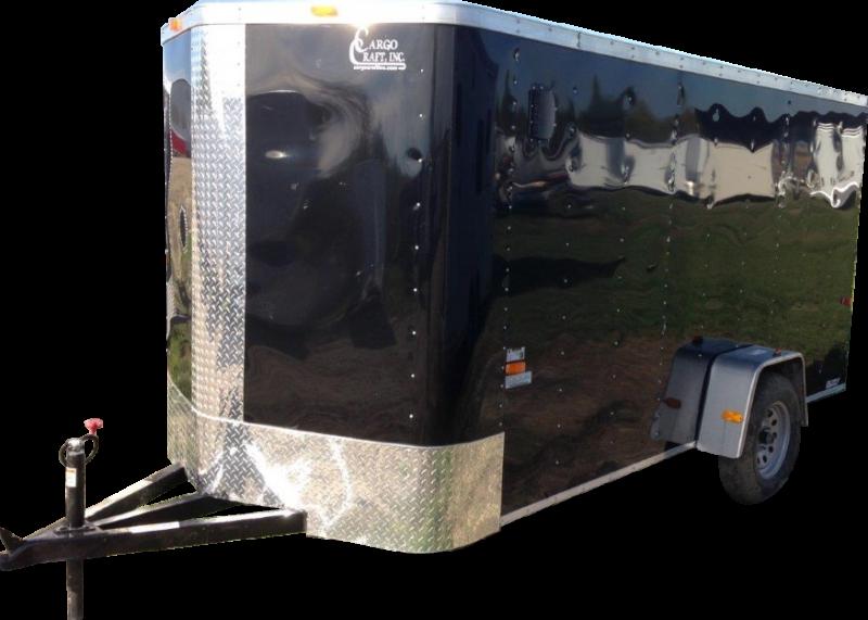 2017 Cargo Craft ev6121