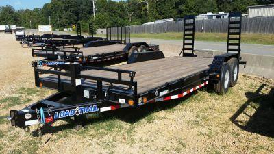 "2016 Load Trail 83"" x 20' Tandem Axle Carhauler Trailer"