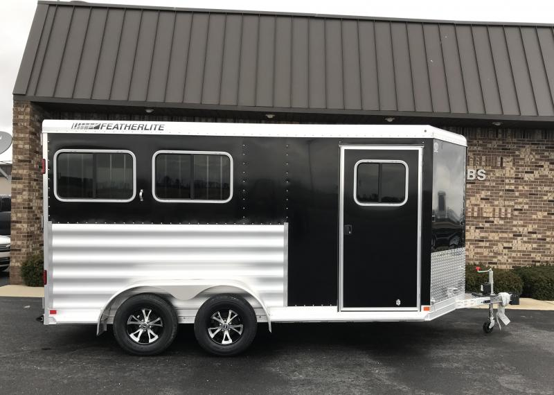 2019 Featherlite 2 Horse Trailer