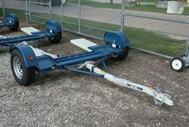 2015 Stehl Electric Brakes Tow Dolly