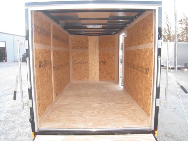 2018 Pace American OB6X12SI2 6X12 VNOSE Enclosed Cargo Trailer