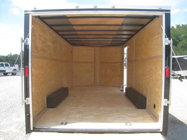 2018 Continental Cargo 8.5 X 16 Vnose Enclosed Cargo Trailer
