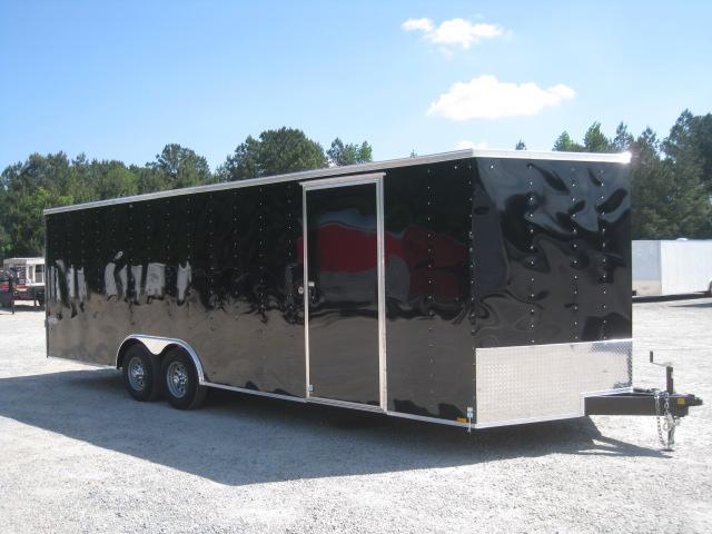 2019 Cargo Express XLW 8.5X24 Car / Racing Trailer with 5200lb Axles
