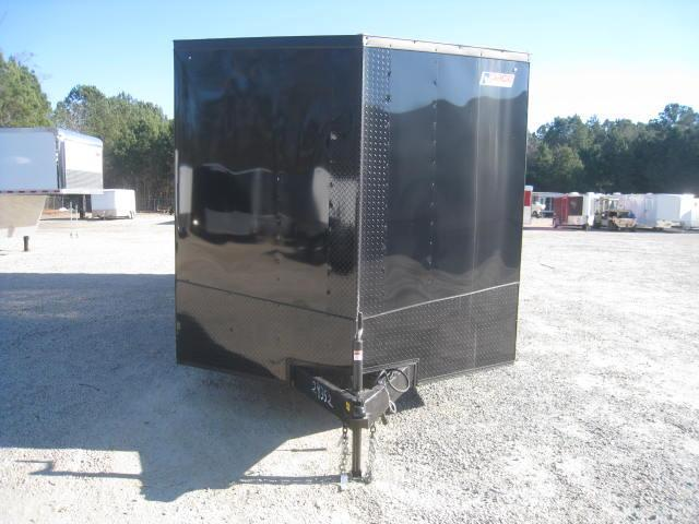 2018 Pace American JV85X24TE3SE 24' VNOSE WITH BLACK PACKAGE AND INTERIOR PACKAGE