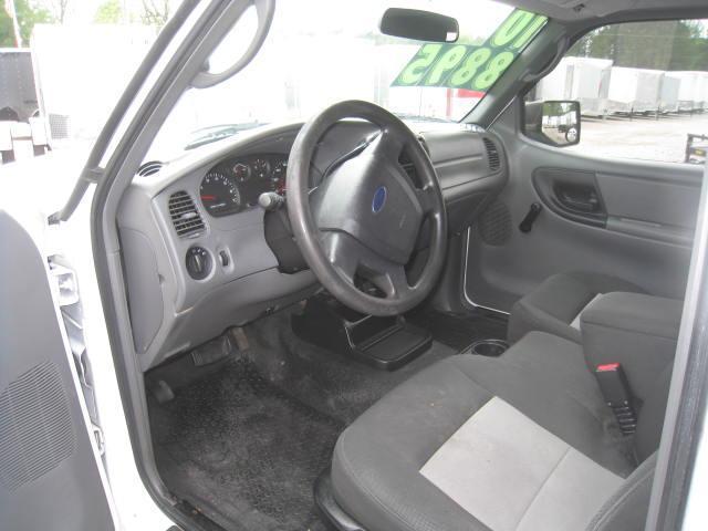 2010 Ford Ranger Extended Cab