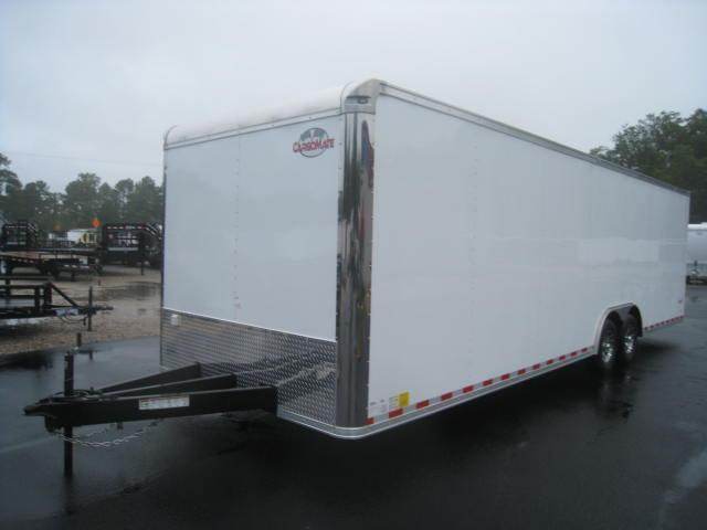 2018 Continental Cargo Sunshine 8.5 X 28 Car Trailer - Well Equiped