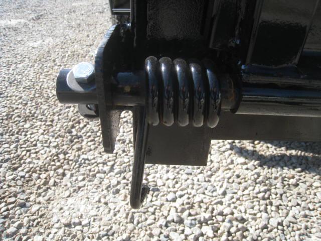 2017 Texas Bragg Trailers 6 X 10 P Utility Trailer