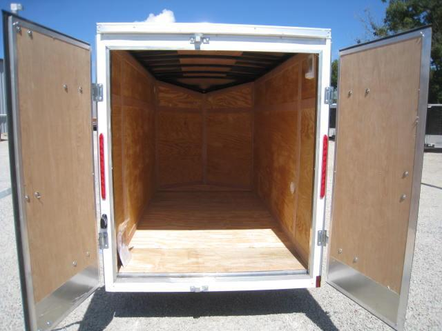 2017 Look Element 5 X 10 Vnose Enclosed Cargo Trailer