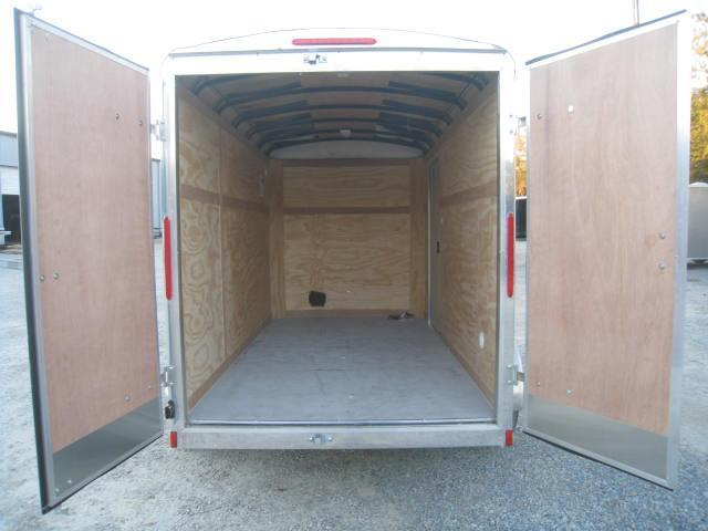 2018 Look Trailers VRLC6X12TE2 6X12 Enclosed Cargo Trailer