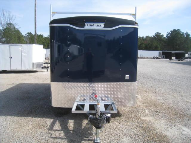 2016 Haulmark Transport 7 X 14 Enclosed Cargo Trailer
