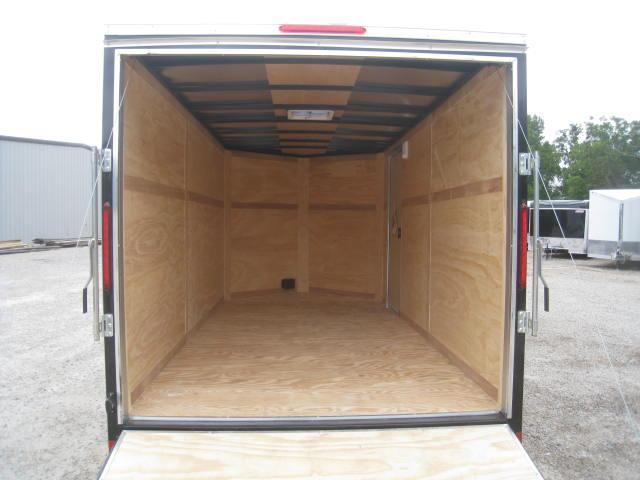 2018 Look Element 7 X 14 Vnose Enclosed Cargo Trailer