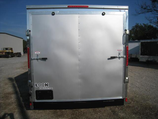 2018 Look LXT 7X16 Enclosed Cargo Trailer