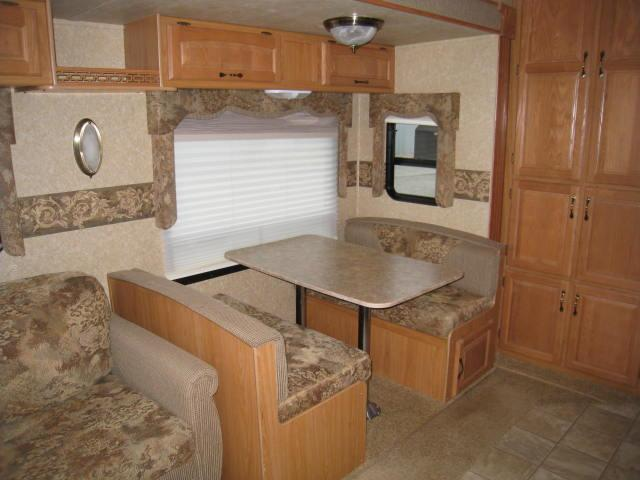 2008 Keystone RV Laredo 265RL 5th Wheel Travel Trailer