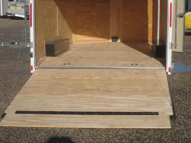 2018 Look Trailers EWLF85X16TE2 16' VNOSE Enclosed Cargo Trailer