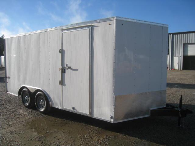 2018 Look Trailers EWLF85X16TE2 16' VNOSE Enclosed Cargo Trailer