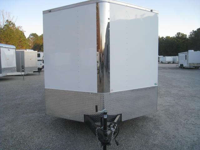 2018 Continental Cargo Sunshine 8.5 X 24 Vnose Enclosed