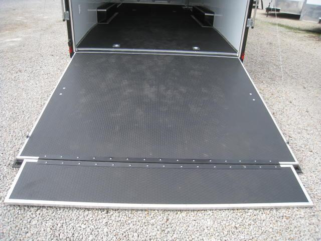2018 Pace American Journey 8.5 X 24 Car Trailer