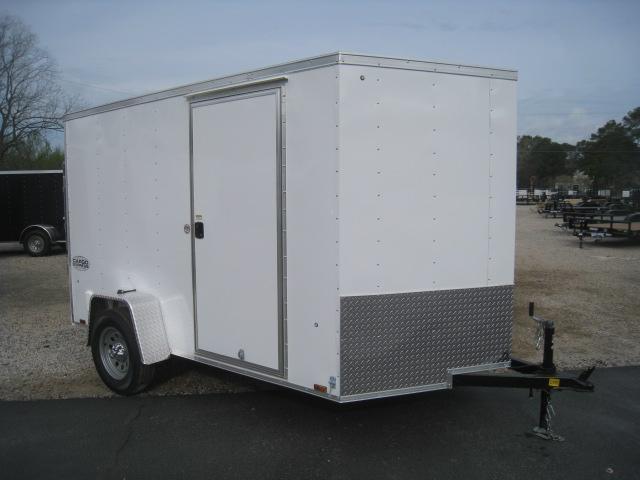2018 Cargo Express XLW 6X10 Enclosed Cargo Trailer