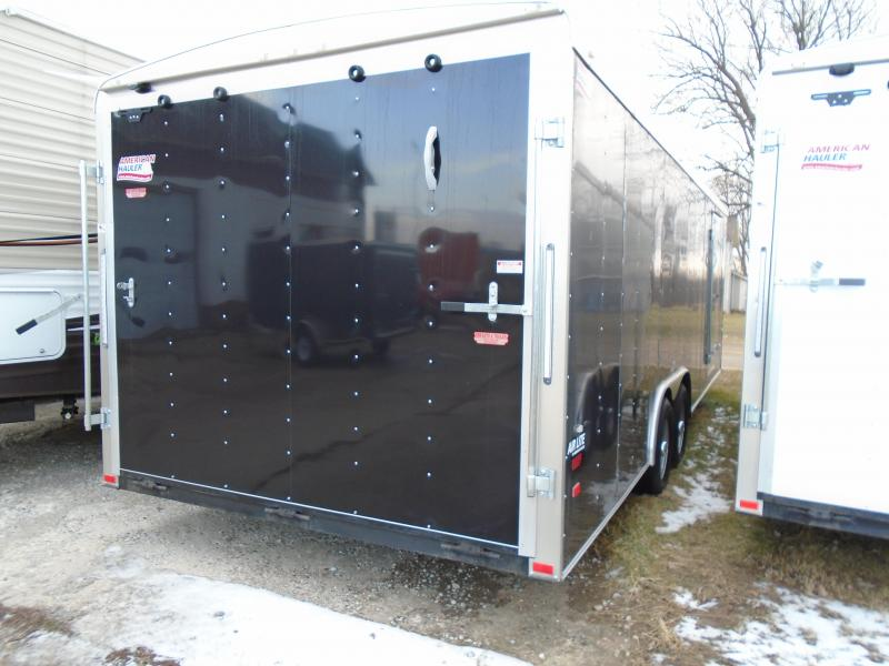 2018 American Hauler Industries Air Light 8.5x24 Enclosed Cargo Trailer