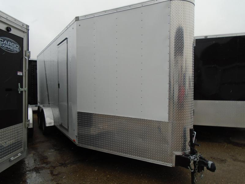2017 Cargo Express 7x23 Enclosed Snowmobile/ATV  Trailer