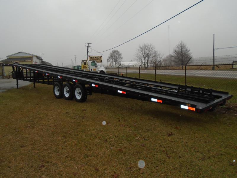 2017 GE 53 Wedge 3 Ball Tower Equipment/Auto Hauler