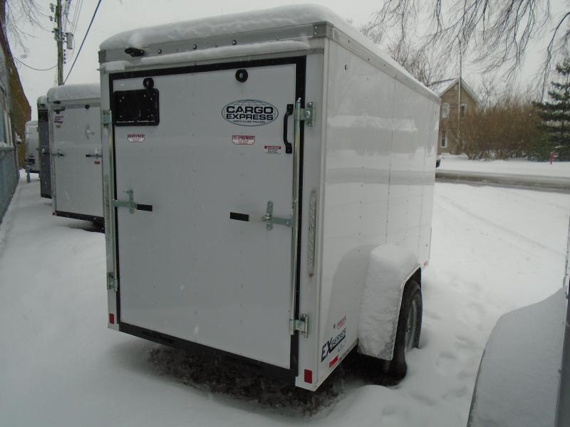 2017 Cargo Express EX series 5x10 Enclosed Cargo Trailer