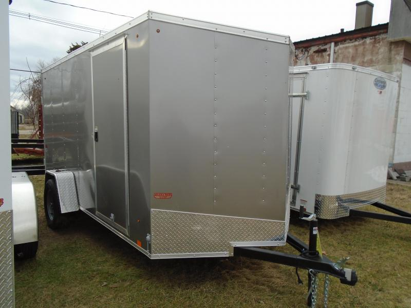 2018 Look Trailers STPLX 6x12 Enclosed Cargo Trailer