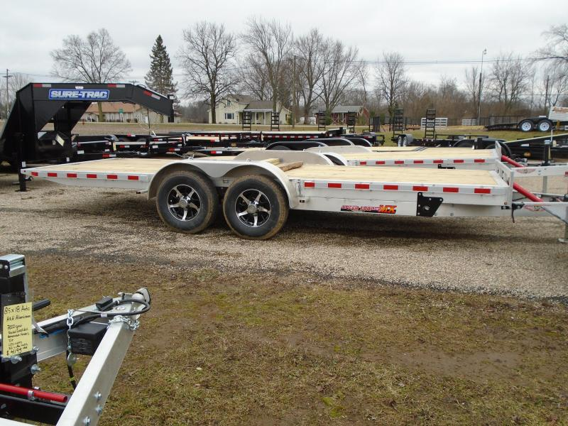 2018 H and H Trailer Speed Loader MX 20' Car / Racing Trailer