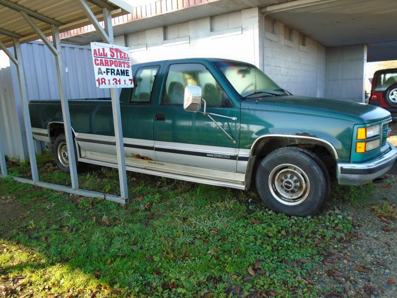 Used 1995 GMC C2500 Extended Cab Truck