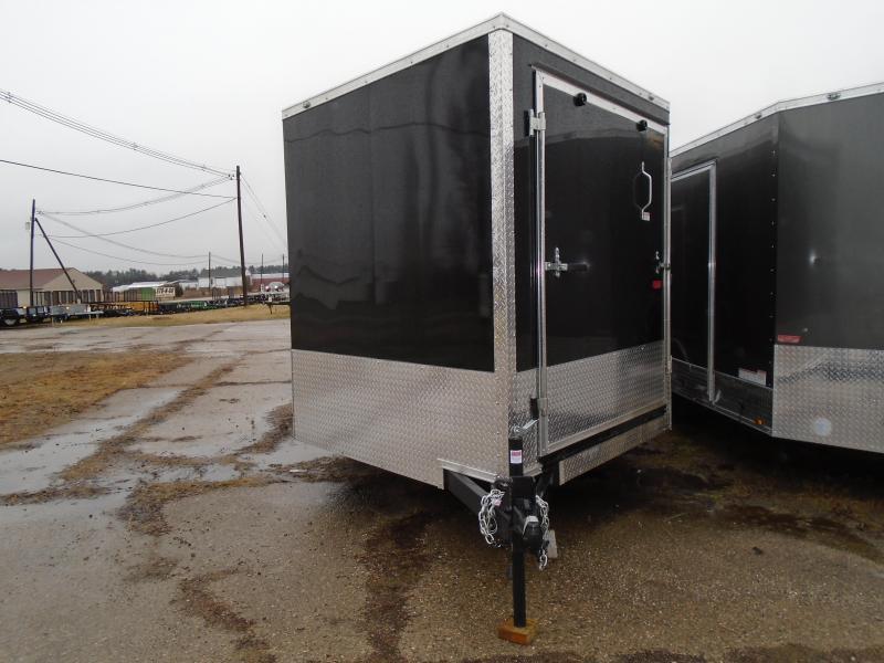 2017 Continental Cargo 20 + 5 Auto/Snow Enclosed Cargo Trailer