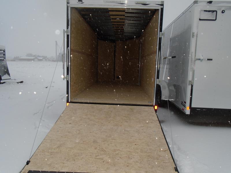 2018 Cargo Express YUKON 7x21 Snowmobile Trailer