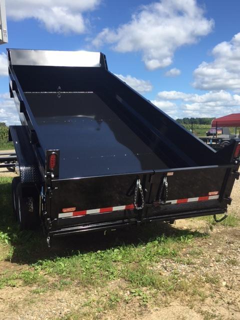 2018 Sure-Trac 82 X 16 Dump Trailer