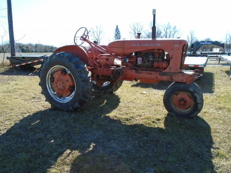 1951  Allis-Charlmers Tractor