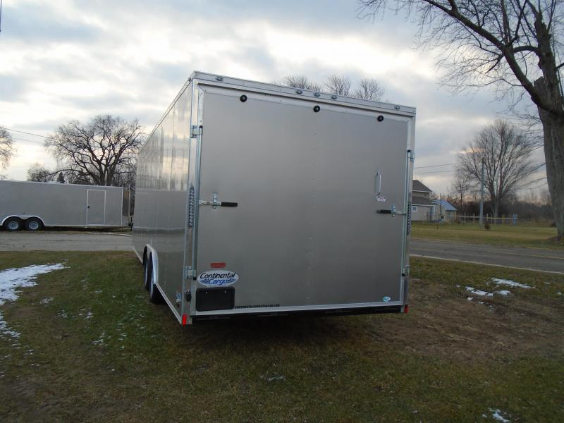 2018 Continental Cargo V Series 8.5x24 Enclosed Cargo Trailer