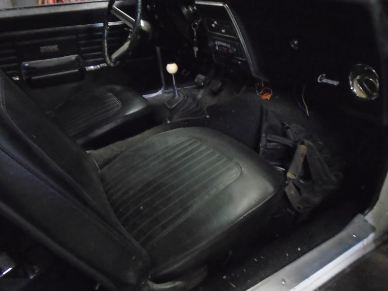 1968 Chevrolet Camaro Car