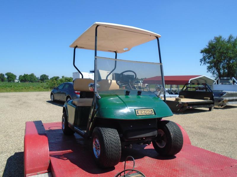 2011 E-Z-Go Used Golf Cart