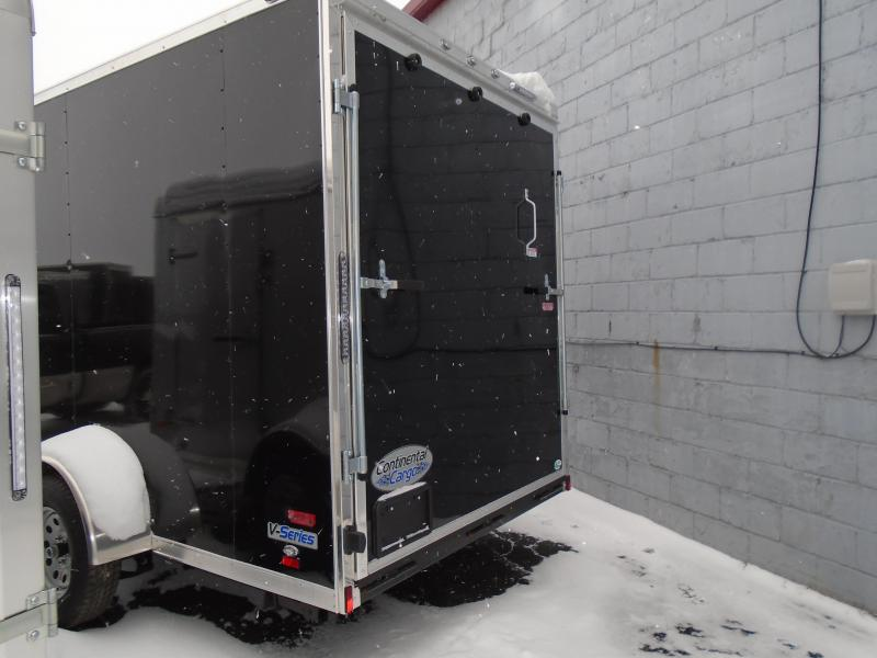 2018 American Hauler Industries 6x12 Air Light Enclosed Cargo Trailer