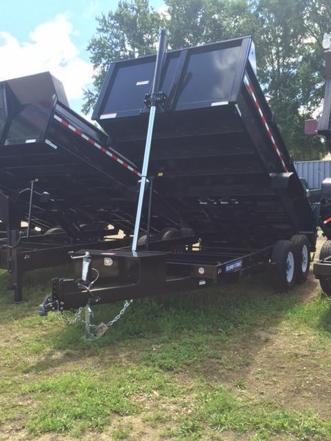 2018 Sure-Trac 82 X 14 Dump Trailer